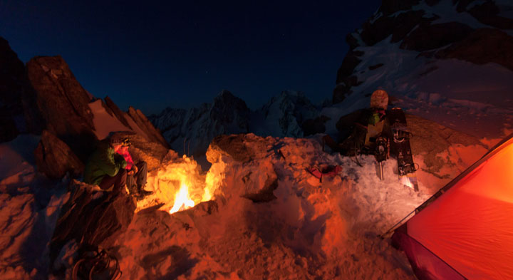 Movie Night Haute Route